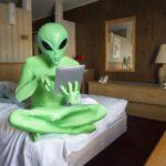 Полиция Кубани устроила поиски инопланетян